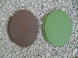 Ovale Bases flach (4 Stück)