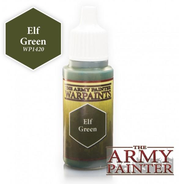 Elf Green - Warpaints