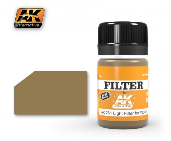 Light Filter For Wood