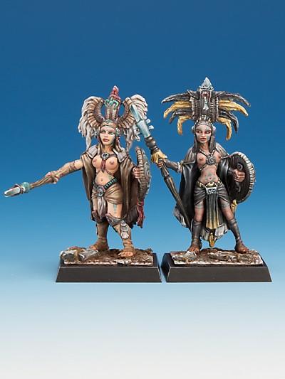 Tempelwächterinnen