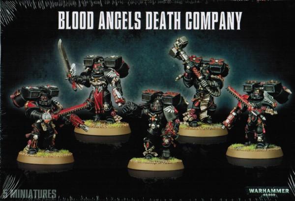 Blood Angel Death Company