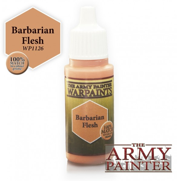 Barbarian Flesh - Warpaints