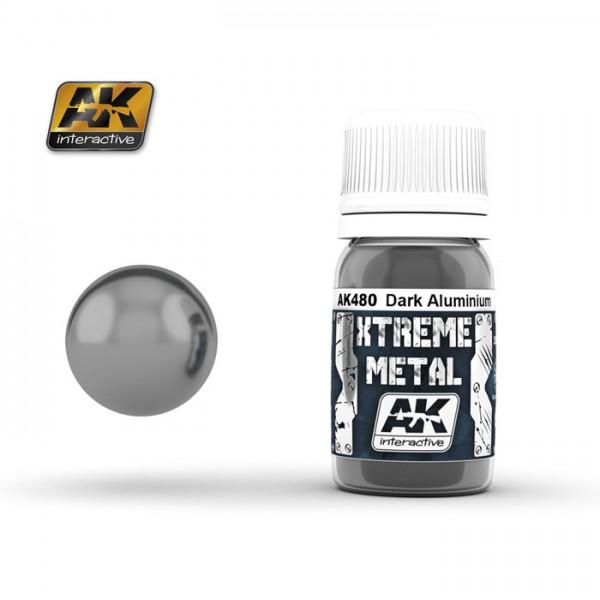 Xtreme Metal Dark Aluminium
