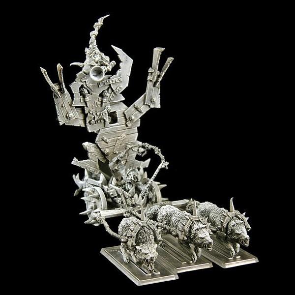 Goblin Streitwagen