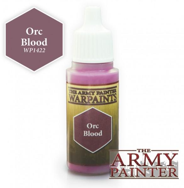 Orc Blood - Warpaints