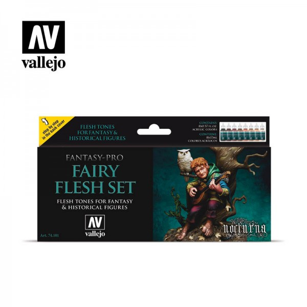 Model Color Set Fantasy-Pro Fairy Flesh.jpg