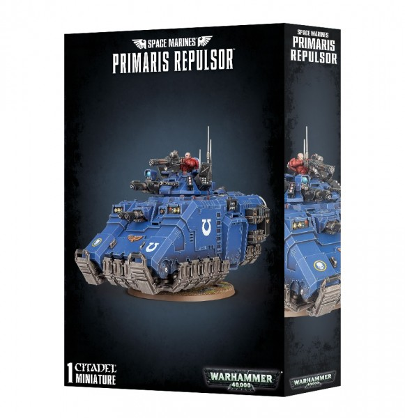 Space Marines: Primaris Repulsor