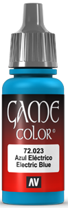 Game Color 023 Electric Blue