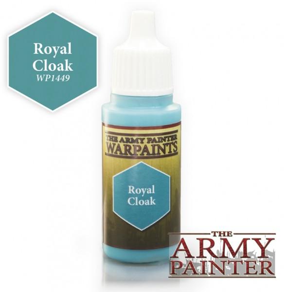 Royal Cloak - Warpaints