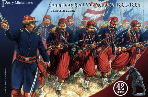 American Civil War Zouaves