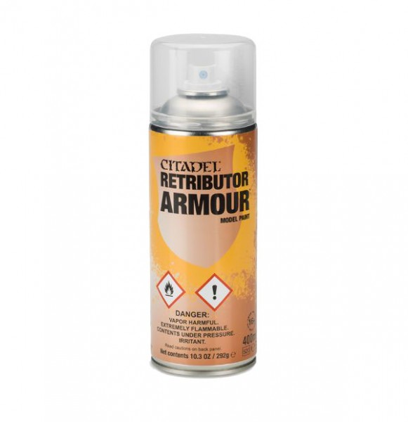 Retributor Armour Spray -Auslauf-