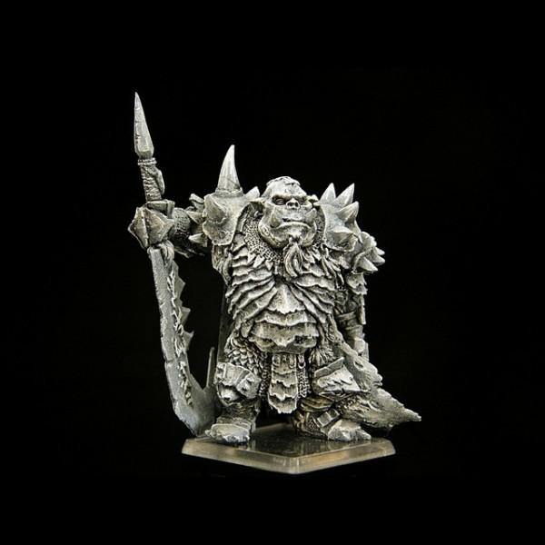 Ork Big Boss der schwarzen Garde