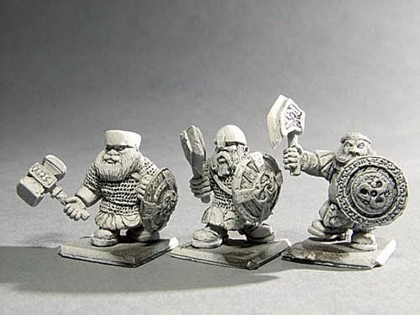 Krieger der Zwerge III
