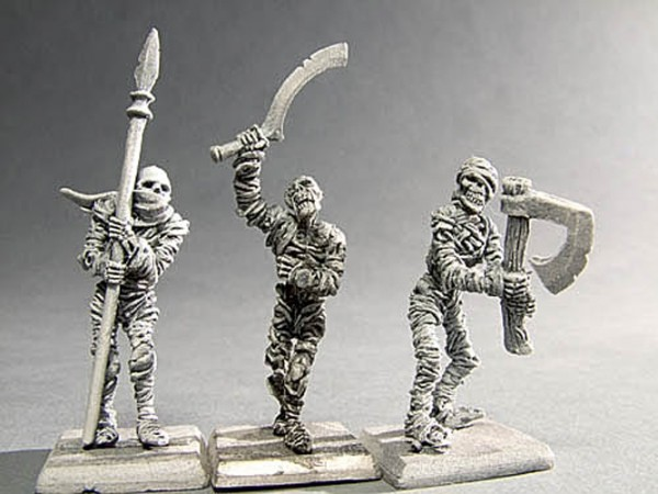 Mumienkrieger I