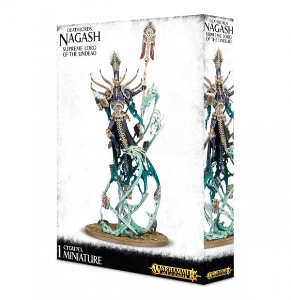 Deathlords Nagash Supreme Lord of the Undead