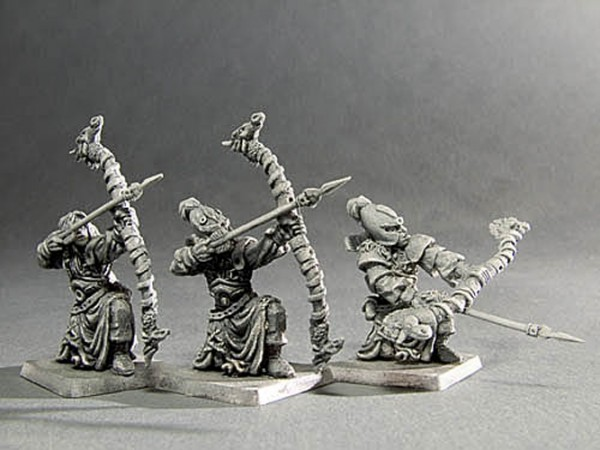 Elfen Jungferngarde Bogenschützen I