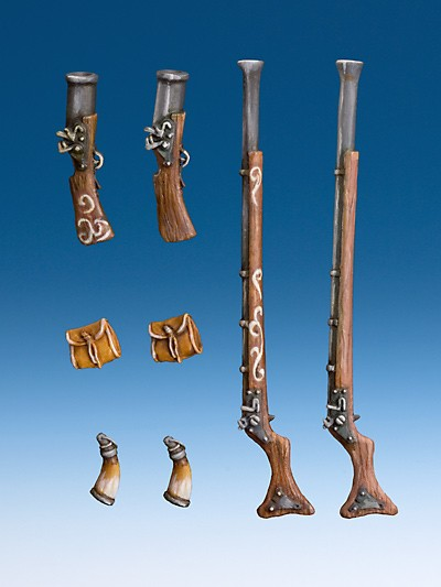 Piraten Schwere Waffen