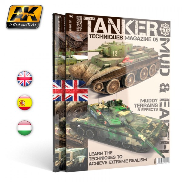 Tanker Techniques Magazine Issue 05 Mud & Earth