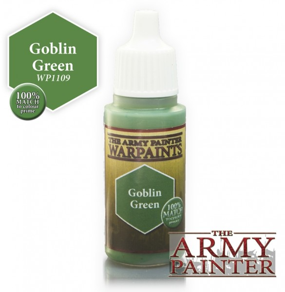 Goblin Green - Warpaints