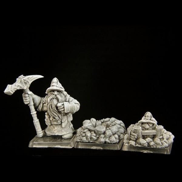 Bergwerker der Zwerge I