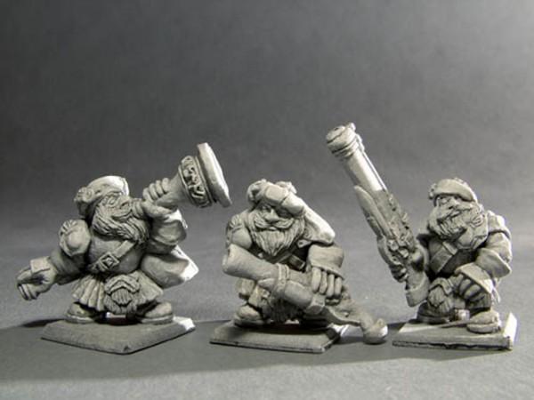 Schützen der Zwerge I