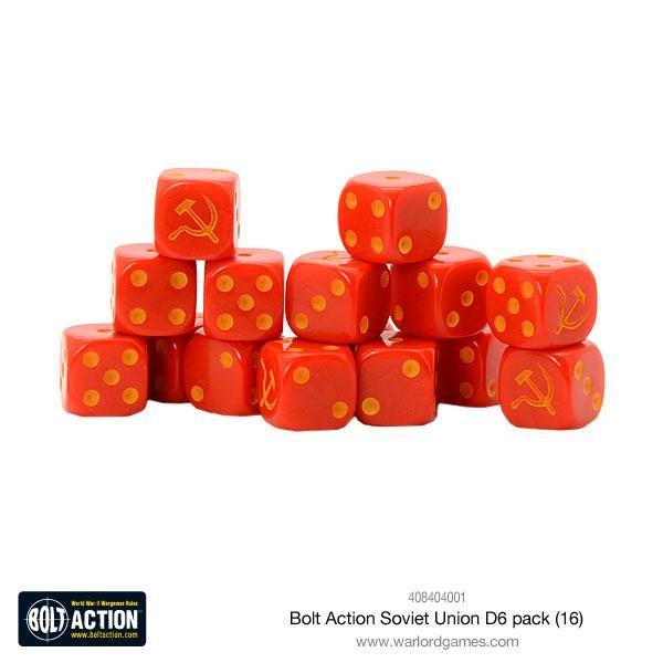 Bolt Action Soviet Union D6 pack