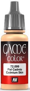 Vallejo Game Color 099 Cadm. Skin
