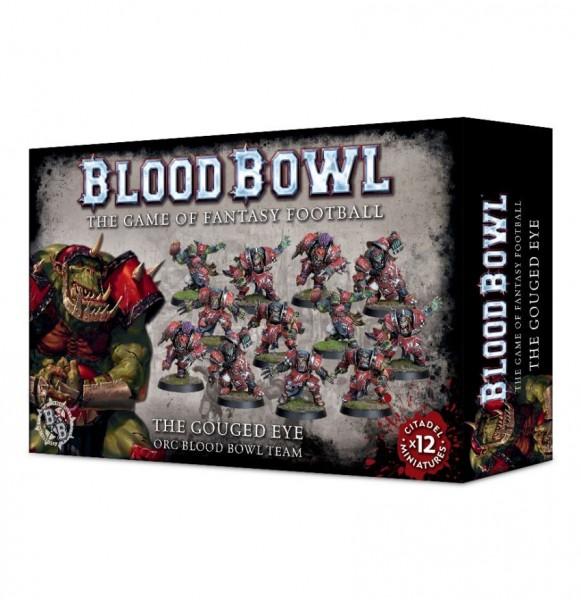 BB: The Gouged Eye Team