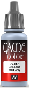 Game Color 047 Wolf Grey