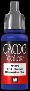 Game Color 022 Ultramarine Blue
