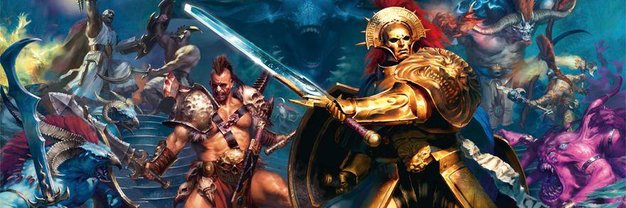 Warhammer-Spielset