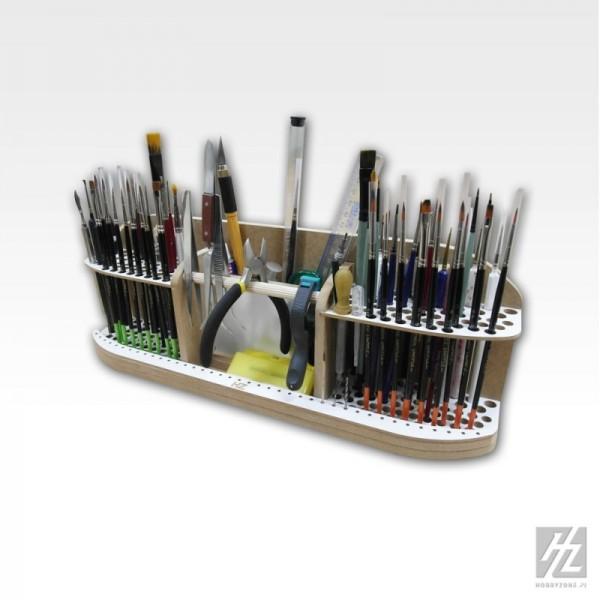 Großer Pinsel- und Werkzeughalter