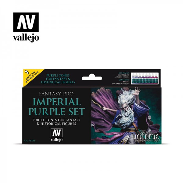 Model Color Set Fantasy-Pro Imperial Purple.jpg