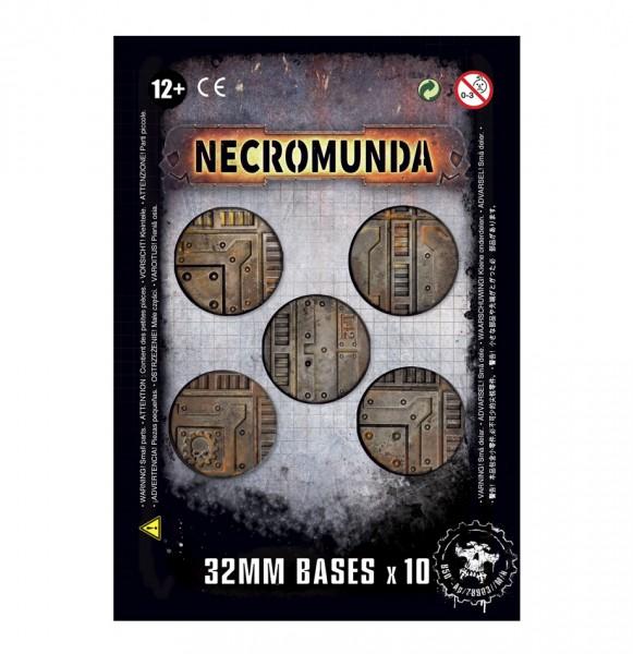 Necromunda: 32mm Bases