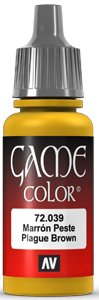 Game Color 039 Plague Brown