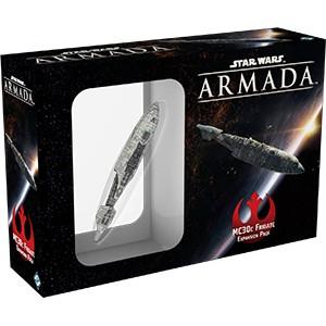 Star Wars Armada: MC30c-Fregatte Erweiterung