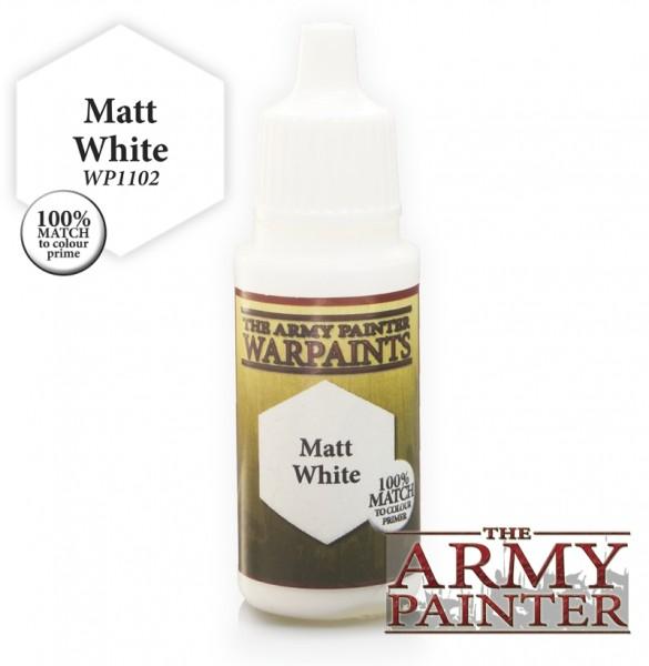 Matt White - Warpaints