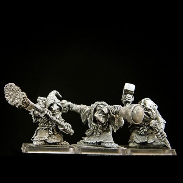Goblin Speerschleuder Crew