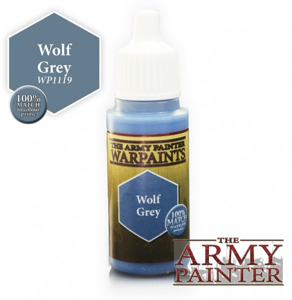 Wolf Grey - Warpaints