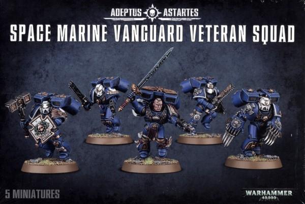 Space Marine Vanguard Veteran Squad