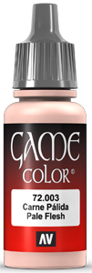 Game Color 003 Pale Flesh