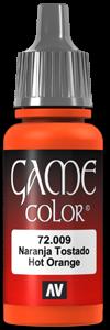 Game Color 009 Hot Orange