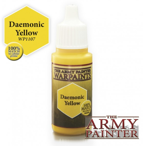 Daemonic Yellow - Warpaints