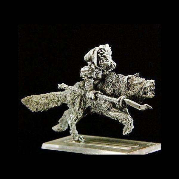 Goblin Wolfsreiter II