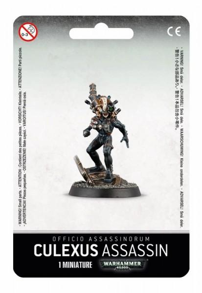 Officio Assassinorum: Culexus Assassin