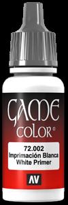 Game Color 002 White Primer