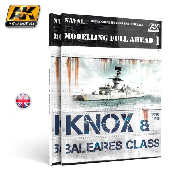 Modelling Full Ahead 1 / Knox & Baleares Class