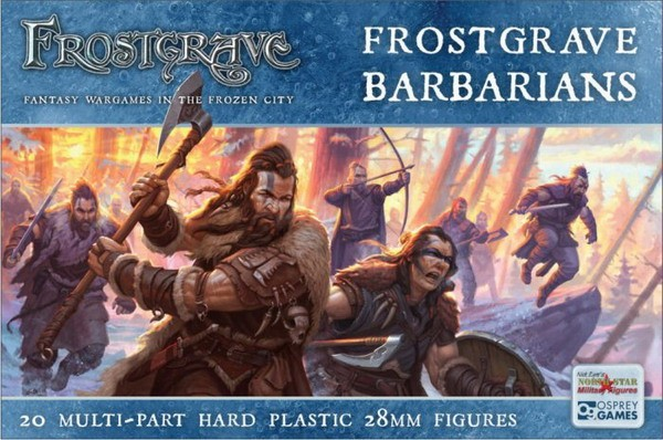 Frostgrave Barbarians (20)