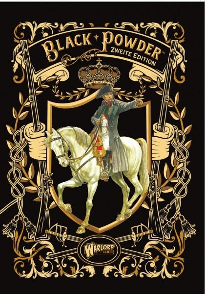 Black Powder Regelbuch: Zweite Edition (deutsch)