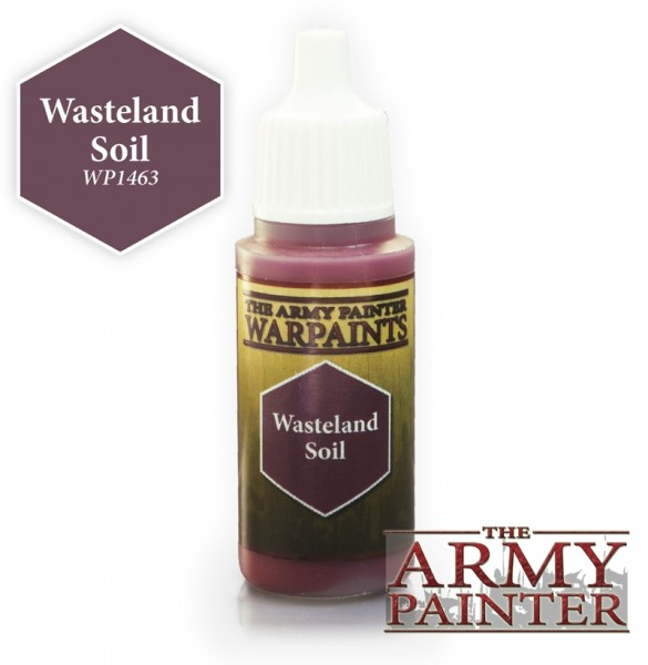 Wasteland Soil - Warpaints